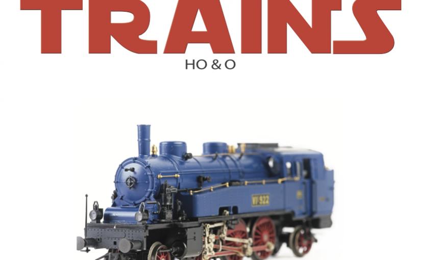 Jouets : vente de Trains HO & O